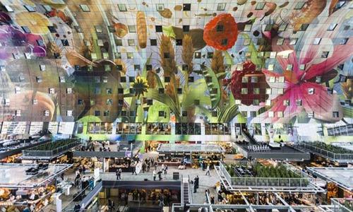 10 khu chợ nổi tiếng châu Âu bạn không nên bỏ qua - 1