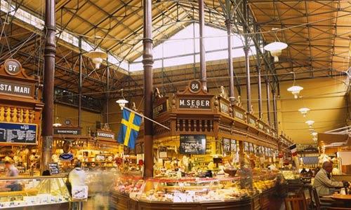 10 khu chợ nổi tiếng châu Âu bạn không nên bỏ qua - 9