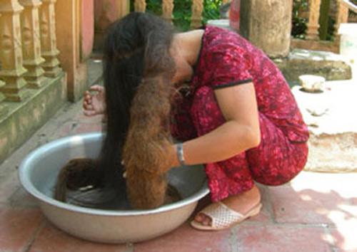 """Những """"dị nhân"""" Việt có mái tóc kỳ lạ - 8"""