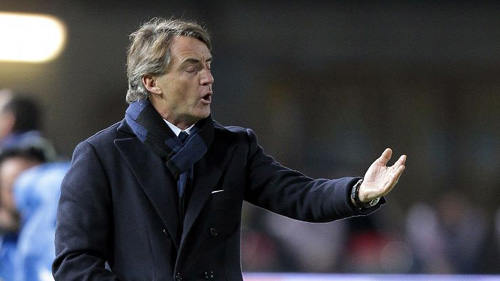 Fan Man City muốn Pellegrini đi, Mancini trở lại - 1