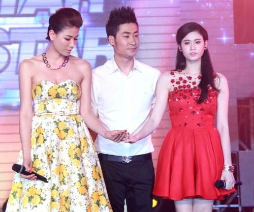 Trương Quỳnh Anh bất ngờ xuất hiện giữa bão hôn nhân - 2
