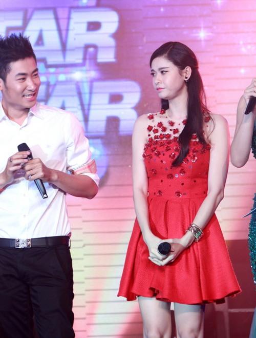 Trương Quỳnh Anh bất ngờ xuất hiện giữa bão hôn nhân - 1