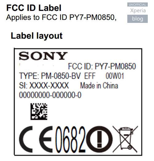 Sony Xperia Z4 được chứng nhận tại Mỹ - 3