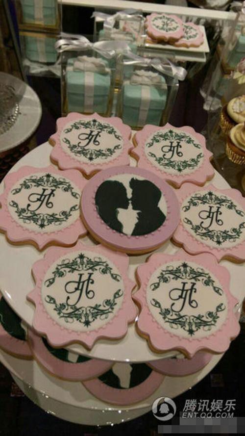 Clip tiệc cưới gần 14 tỷ đồng của Châu Kiệt Luân - 8