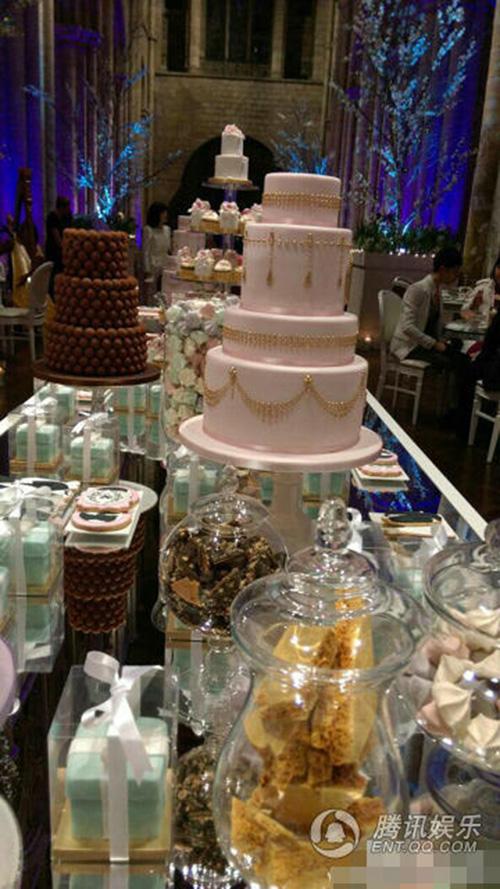Clip tiệc cưới gần 14 tỷ đồng của Châu Kiệt Luân - 11