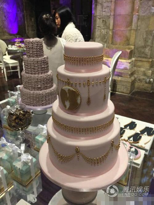 Clip tiệc cưới gần 14 tỷ đồng của Châu Kiệt Luân - 15