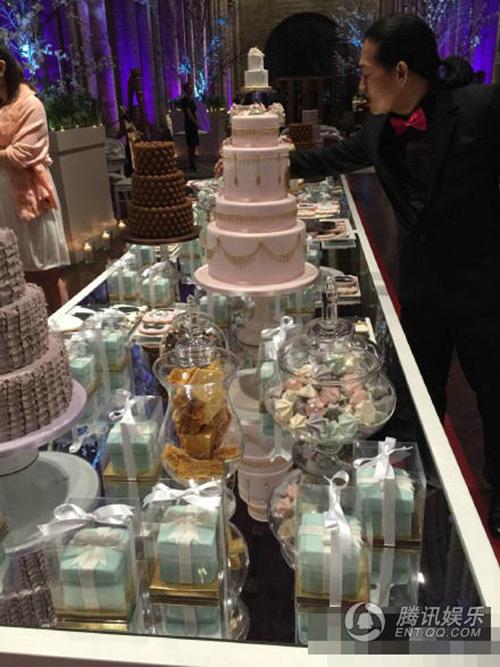 Clip tiệc cưới gần 14 tỷ đồng của Châu Kiệt Luân - 16