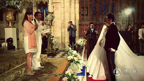 Clip tiệc cưới gần 14 tỷ đồng của Châu Kiệt Luân - 1