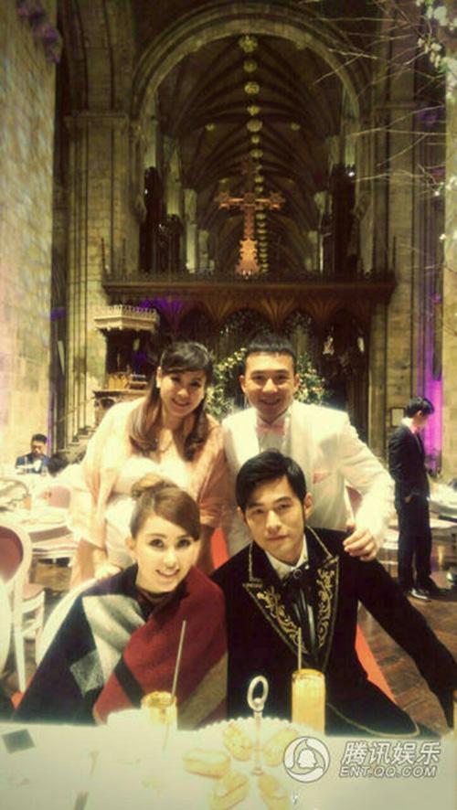 Clip tiệc cưới gần 14 tỷ đồng của Châu Kiệt Luân - 4
