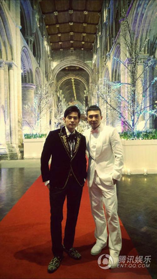 Clip tiệc cưới gần 14 tỷ đồng của Châu Kiệt Luân - 5