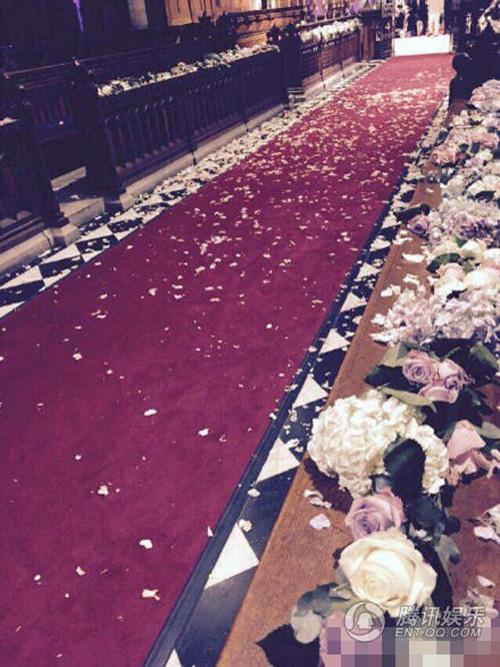 Clip tiệc cưới gần 14 tỷ đồng của Châu Kiệt Luân - 7