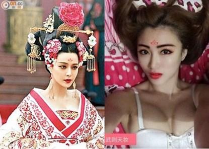 Thiếu nữ Nhật mê kimono cách tân siêu ngắn - 4