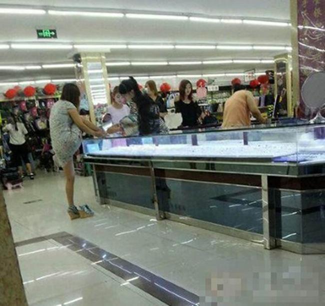 Hình ảnh hài hước của giới trẻ Trung Quốc - 3