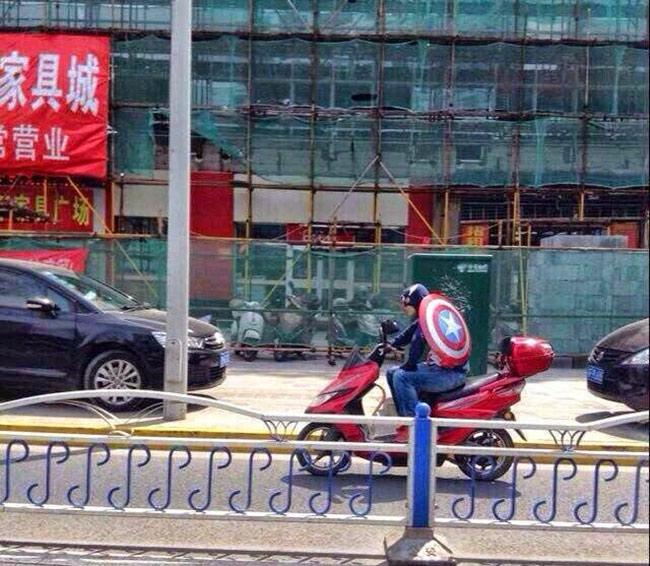 Hình ảnh hài hước của giới trẻ Trung Quốc - 8