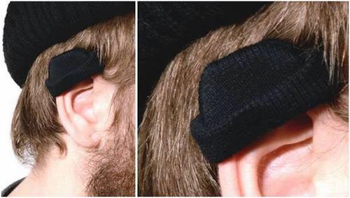 """Những chiếc bịt tai """"dị"""" nhất - 4"""