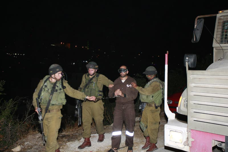 Tình báo Israel bắt gọn một ổ phiến quân IS bí mật - 1