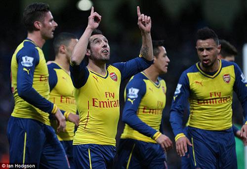 Arsenal: Chiến thắng lạ thường đến phi thường - 3