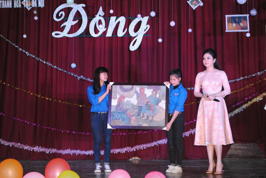 Ngọc Anh, Quang Anh kêu gọi ủng hộ cho dân nghèo xứ Thanh - 2