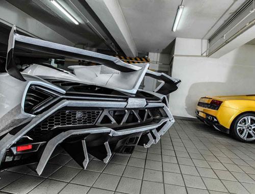 Lamborghini Veneno Roadster đến Hồng Kông - 7