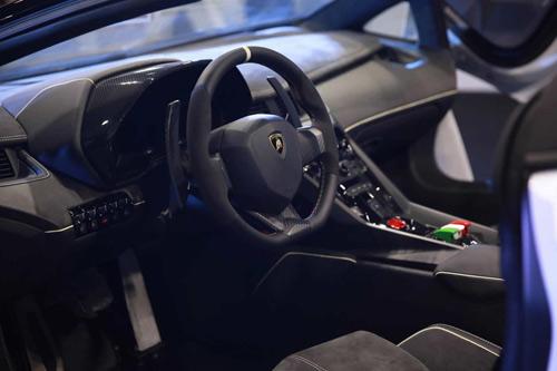 Lamborghini Veneno Roadster đến Hồng Kông - 9