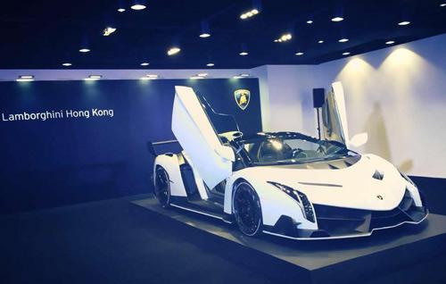 Lamborghini Veneno Roadster đến Hồng Kông - 11