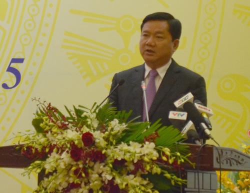 """Bộ trưởng Thăng """"truy vấn"""" lãnh đạo tỉnh Bình Định - 1"""