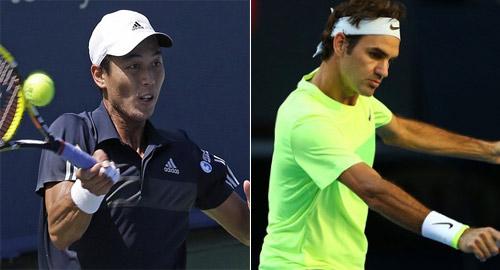 Federer – Hsun Lu: Không khó khăn (V1 Australian Open) - 1