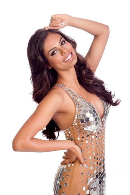Chấm điểm 9 nhan sắc Á tại Hoa hậu Hoàn vũ 2015 - 3