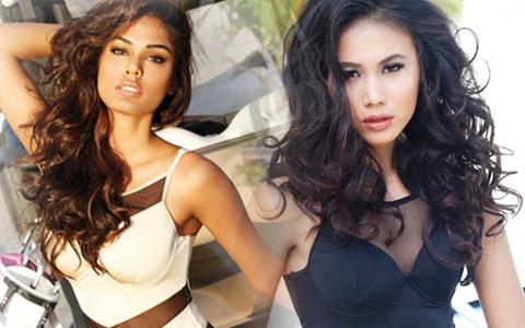 Chấm điểm 9 nhan sắc Á tại Hoa hậu Hoàn vũ 2015 - 1