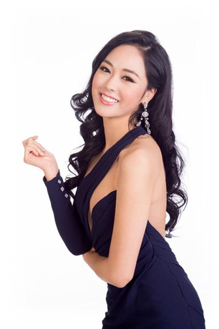 Chấm điểm 9 nhan sắc Á tại Hoa hậu Hoàn vũ 2015 - 7