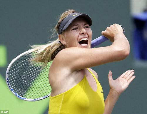 Martic - Sharapova: 2 set đối lập (V1 Australian Open) - 1