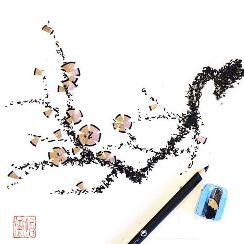 Ngỡ ngàng với tranh nghệ thuật từ mỹ phẩm - 8