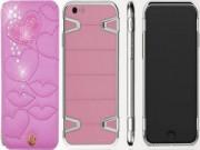Những bộ ốp lưng 'sang chảnh' dành cho iPhone 6