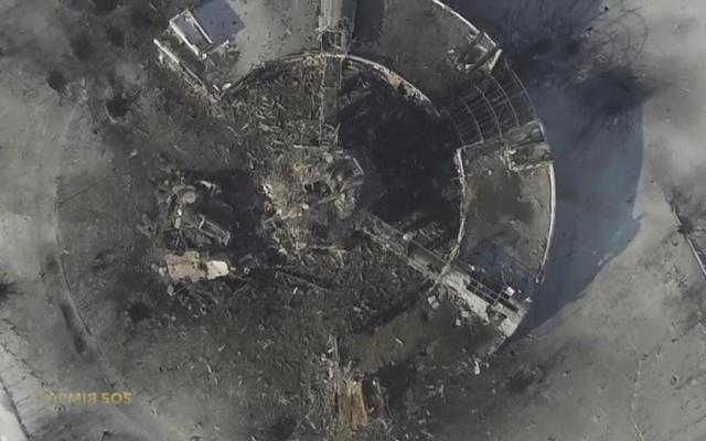 """Donetsk đã thành """"địa ngục"""" - 1"""