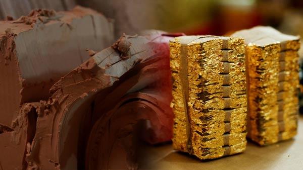 Cận cảnh Kỳ linh Ất Mùi dát vàng độc nhất vô nhị - 1