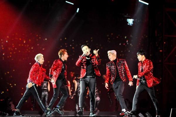 G-Dragon hứa hẹn Big Bang sẽ trở lại vào năm 2015 - 1