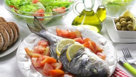 Ăn kiểu Địa Trung Hải ngon mà không sợ tăng cân - 1