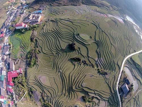 Vẻ đẹp Sapa nhìn từ camera bay - 9