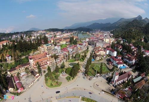 Vẻ đẹp Sapa nhìn từ camera bay - 1