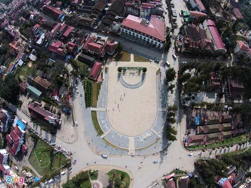 Vẻ đẹp Sapa nhìn từ camera bay - 2