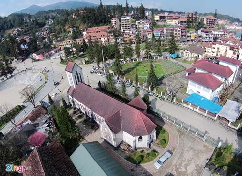 Vẻ đẹp Sapa nhìn từ camera bay - 3