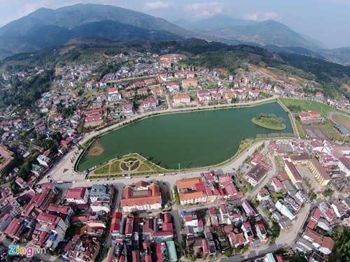 Vẻ đẹp Sapa nhìn từ camera bay - 6