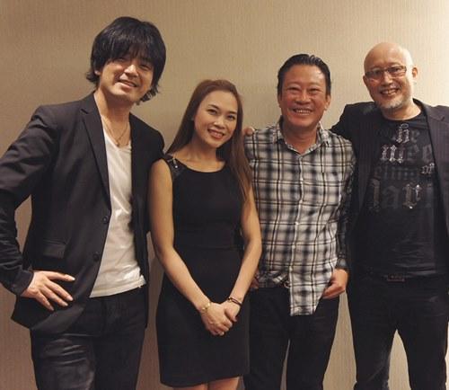 Mỹ Tâm hợp tác cùng ngôi sao guitar Nhật - 1