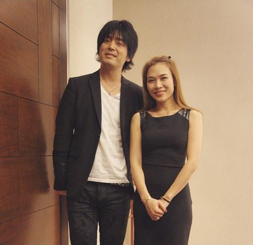 Mỹ Tâm hợp tác cùng ngôi sao guitar Nhật - 2