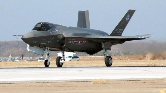 TQ bị tố đánh cắp cả kho dữ liệu mật về F-35 Mỹ - 1