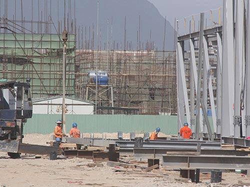 Tai nạn tại dự án Formosa, 1 công nhân tử vong - 1
