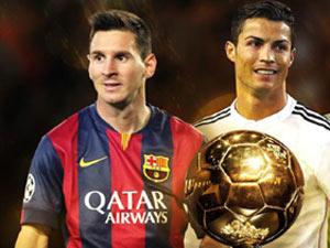 Hậu QBV: Messi, Ronaldo tiếp tục đua tranh kỷ lục
