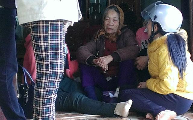 Cả nhà bị cướp tấn công, hai cha con thiệt mạng - 1