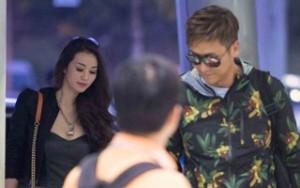 Tài tử Hongkong ga-lăng với Khánh My ở sân bay