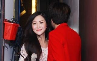 Hương Tràm chạm mặt tình cũ Bùi Anh Tuấn